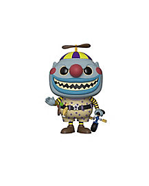 Clown With The Tear-Away Face Pop Figure - The Nightmare Before Christmas