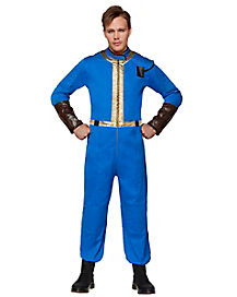 Adult Fallout 76 Jumpsuit Costume - Fallout