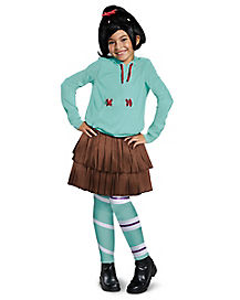 Kids Vanellope Costume Deluxe The Signature Collection - Wreck-It Ralph