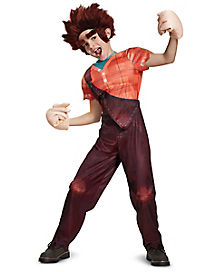 Kids Ralph Costume Deluxe - Wreck-It Ralph