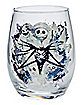 Stemless Glass 2 Pack - The Nightmare Before Christmas