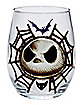 Stemless Glass 4 Pack - The Nightmare Before Christmas