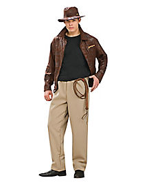 Adult Indiana Jones Costume Deluxe