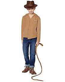 Indiana Jones Costume Kit