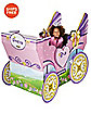 Princess Carriage Wheelchair Costume