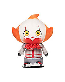 Bloody Pennywise Plush Funko Figure - It