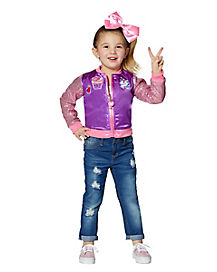 Toddler Jojo Siwa Bomber Jacket - Nickelodeon