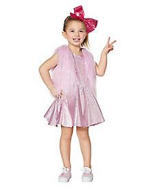 Toddler Boomerang Jojo Siwa Costume - Nickelodeon