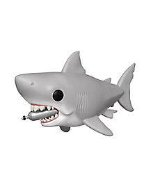 Large Great White Shark with Tank Funko Pop Figure - Jaws