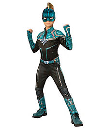 Kids Kree Suit - Captain Marvel
