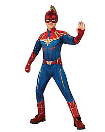 Kids Hero Suit - Captain Marvel