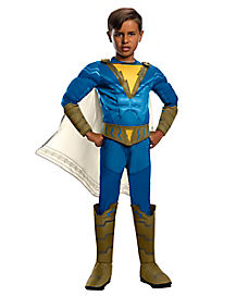 Kids Freddy Freeman Costume Deluxe - Shazam