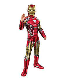 Kids Iron Man Costume Deluxe - Avengers: Endgame