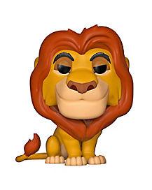 Mufasa Funko Pop Figure - The Lion King