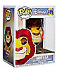 Mufasa Funko Pop Figure - The Lion King