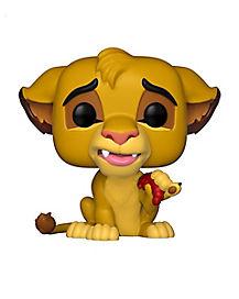 Simba Funko Pop Figure - The Lion King