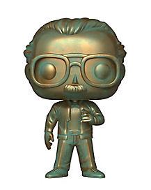 Stan Lee Funko Pop Figure