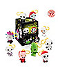 The Nightmare Before Christmas Plush Keychain Blind Pack - Disney