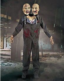 6 Ft Blood Brothers Animatronic - Decorations