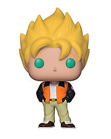 Casual Goku Funko Pop Figure - Dragon Ball Z