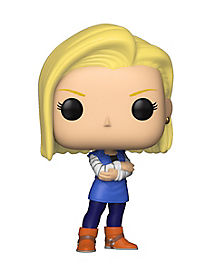 Android 18 Funko Pop Figure - Dragon Ball Z