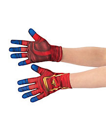 Kids Captain Marvel Gloves - Marvel