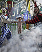 6 Ft Tug-of-War Animatronic - Decorations
