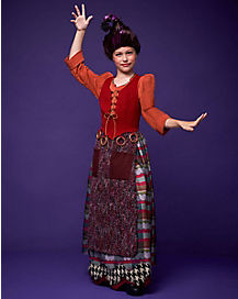 Tween Mary Sanderson Costume The Signature Collection - Hocus Pocus