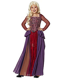 Tween Sarah Sanderson Costume The Signature Collection - Hocus Pocus