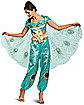 Adult Princess Jasmine Costume Deluxe - Aladdin Live Action