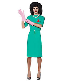 Adult Dr. Frank N. Furter Lab Coat Costume - The Rocky Horror Picture Show