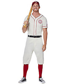 Adult Jimmy Plus Size Costume - A League of Their Own