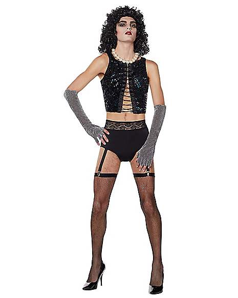 Frank-N-Furter Rocky Horror Picture Show Costume Wig Frank N Ferter