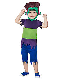 Toddler Frankie Costume - Super Monsters