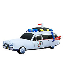 7 Ft. Light-Up Ecto-1 Inflatable Decoration - Ghostbusters