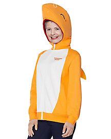 Adult Grandma Shark Costume Hoodie - Baby Shark