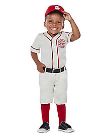 Toddler Jimmy Costume - A League of Their Own