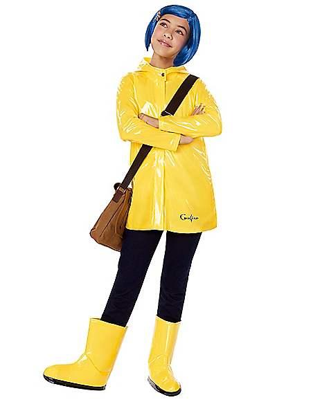 Kids Coraline Costume Spirithalloween Com