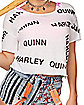 Distressed Harley Quinn T Shirt - Birds of Prey