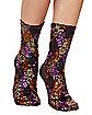 Harley Quinn Sequin Socks - Birds of Prey