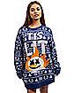 'Tis Lit Marshmello Christmas Sweater