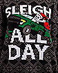 Sleigh All Day Marshmello Christmas Sweater
