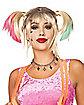 Harley Quinn Choker Necklace - Birds of Prey
