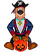 3 Ft. Pirate Scooby-Doo Inflatable - Decorations
