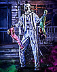 7 Ft Clowning Around Animatronic - Decorations