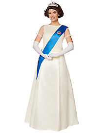 Royal Storybook Queen Womens Costume