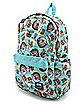 Loungefly Star Wars Light Blue The Child Backpack - The Mandalorian
