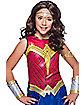 Kids Wonder Woman Wig