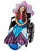 Kids Mermaid Wheelchair Costume