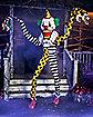 6.2 Ft Cuddles the Clown Animatronic - Decorations